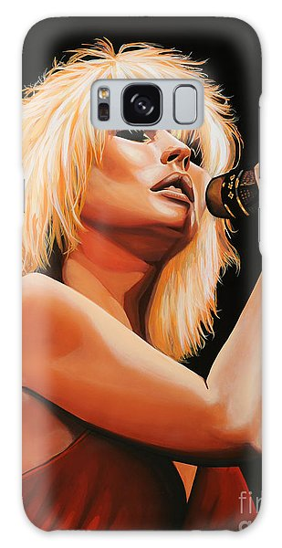 Deborah Harry Or Blondie 2 Galaxy Case