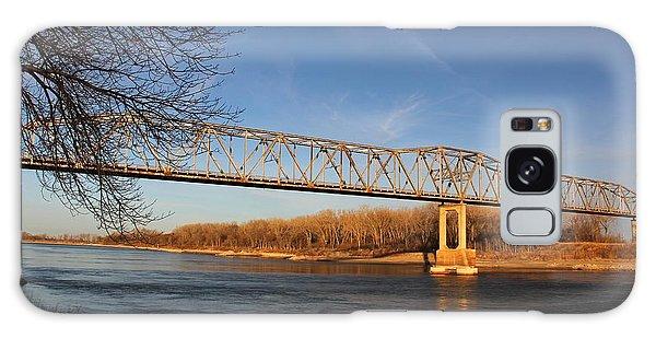 Decatur Bridge Galaxy Case