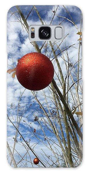 December Galaxy Case by Jean Marie Maggi