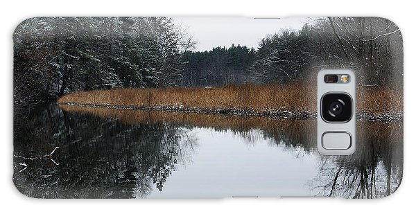 December Landscape Galaxy Case