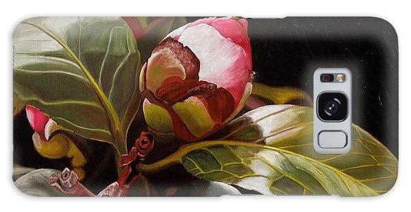 December Rose Galaxy Case by Thu Nguyen