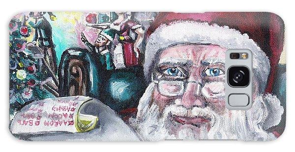 December Galaxy Case