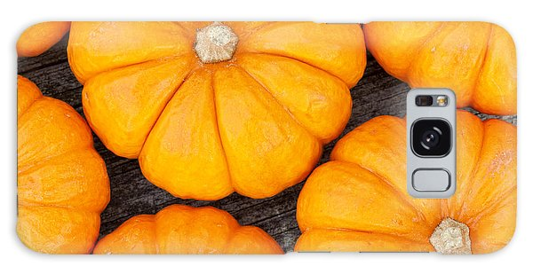 Autumn Galaxy Case - Decorative Pumpkins  by Alexey Stiop