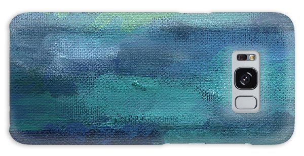 Tranquility- Abstract Painting Galaxy Case