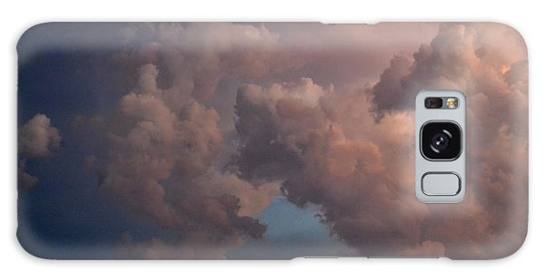 Deep Clouds At Sunset 2  Galaxy Case by Lyle Crump