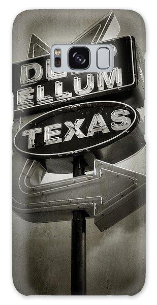 Deep Ellum Galaxy Case by Joan Carroll