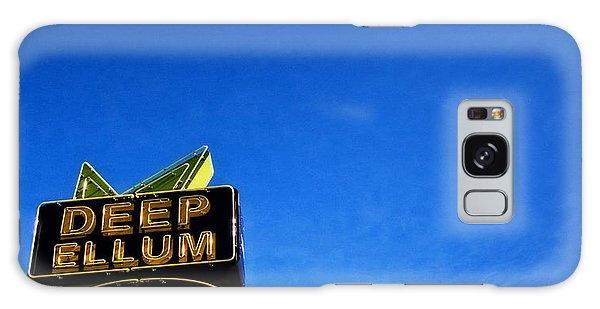 Deep Ellum Galaxy Case by Mark Alder