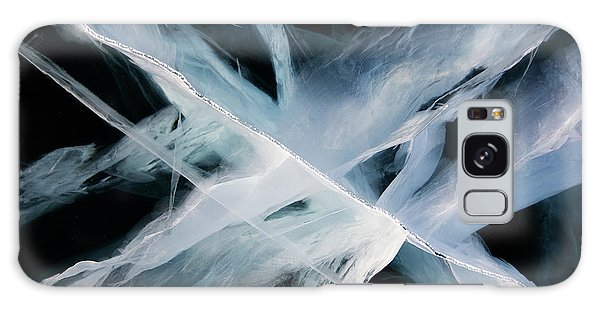 Ice Galaxy Case - Deep Ice by Andrey Narchuk