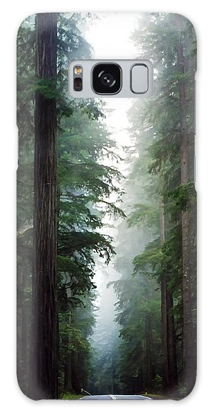 Deep In The Forest Galaxy Case