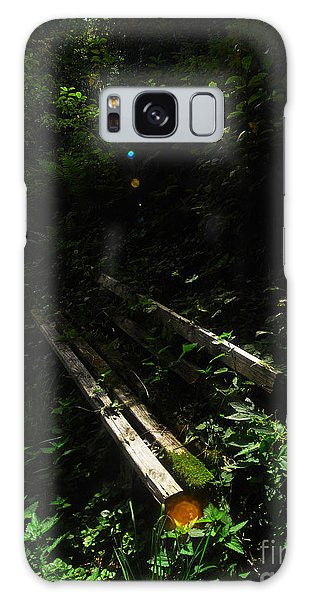 Deep In The Woods Galaxy Case by Andy Prendy