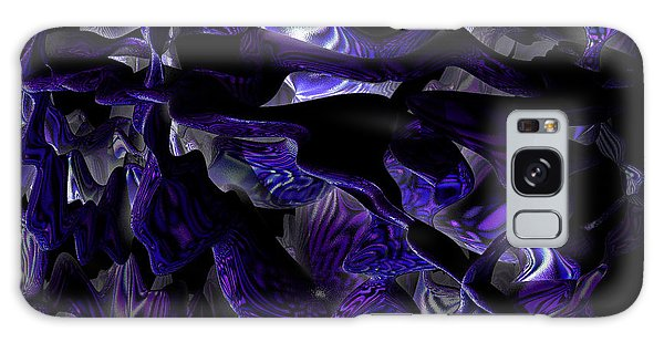 Reef Diving Galaxy Case - Deep Reef By Jammer by First Star Art