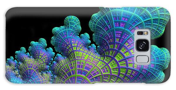 Deep Sea Coral Galaxy Case