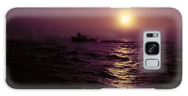 Deep Sea Fishing Off West Port Wa II Galaxy Case