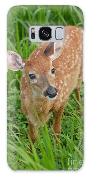 Deer 42 Galaxy Case