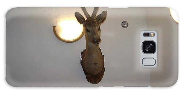 Deer Head Galaxy Case
