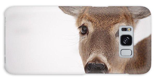 Deer Talk Galaxy Case