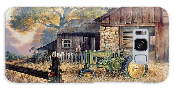 Landscape Galaxy Case - Deere Country by Michael Humphries