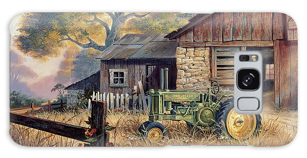 Deere Country Galaxy Case by Michael Humphries