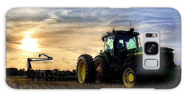 Deere Sunset Galaxy Case