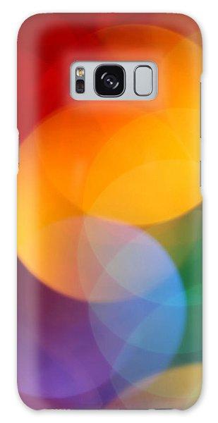 Deja Vu 2 Galaxy Case by Dazzle Zazz