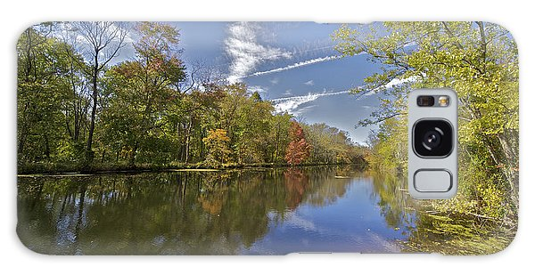 Delaware And Raritan Canal Galaxy Case