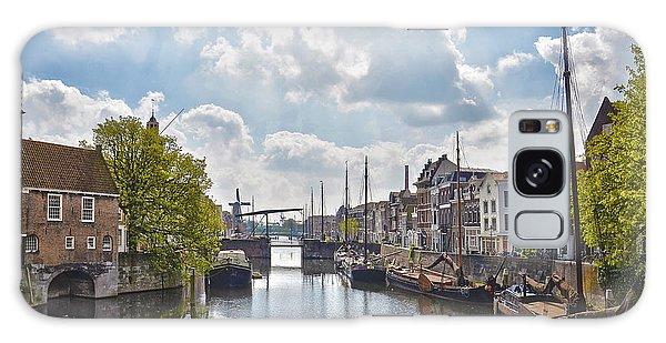 Delfshaven Rotterdam Galaxy Case by Frans Blok
