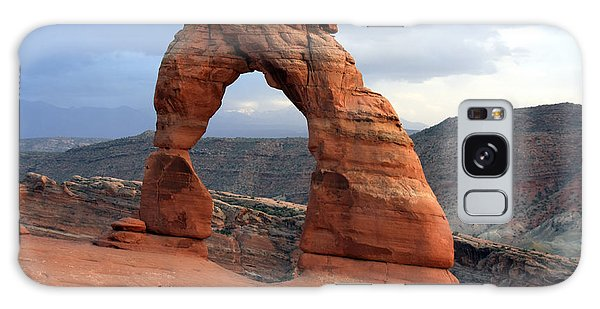 Delicate Arch - Arches National Park - Utah Galaxy Case