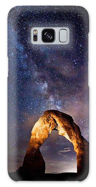 Delicate Light Galaxy Case
