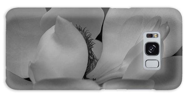 Delicate Magnolia Galaxy Case
