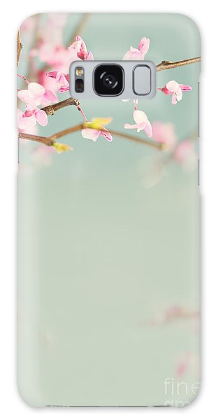Delicate Spring Galaxy Case by Stephanie Frey