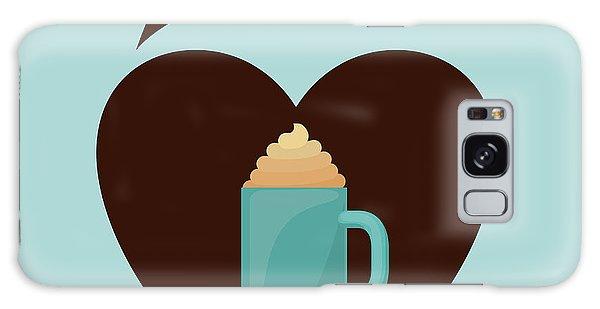 Restaurants Galaxy Case - Delicious Coffee Design by Grmarc