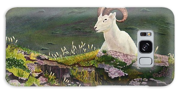 Denali Dall Sheep Galaxy Case