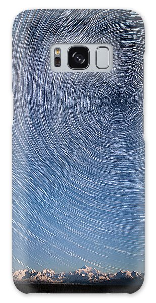 Denali Star Swirls Galaxy Case