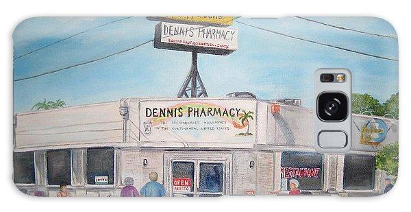 Dennis Pharmacy - No More Refills Galaxy Case