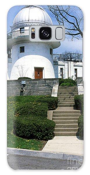 1u22 Swasey Observatory At Denison University Photo Galaxy Case