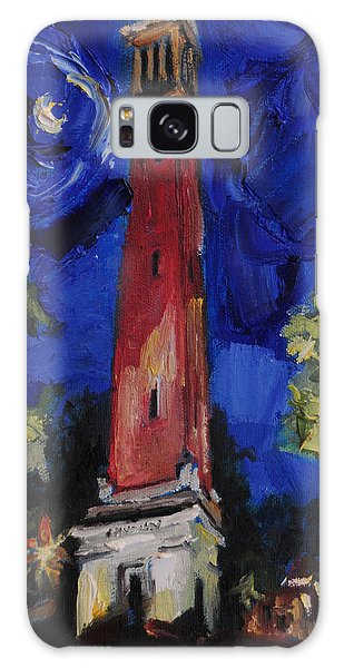 Denny Chimes Galaxy Case by Carole Foret