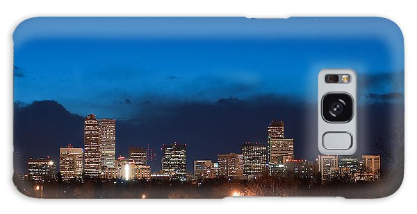 Denver At Twilight  Galaxy Case