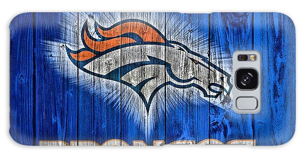 Denver Broncos Barn Door Galaxy Case