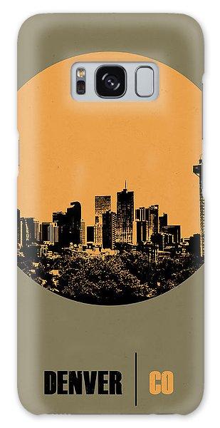 Downtown Galaxy Case - Denver Circle Poster 2 by Naxart Studio