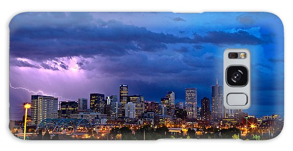 Denver Skyline Galaxy S8 Case