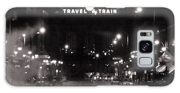 Denver Union Station Square Image Galaxy Case by Ken Smith