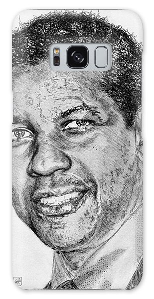 Denzel Washington In 2009 Galaxy Case by J McCombie