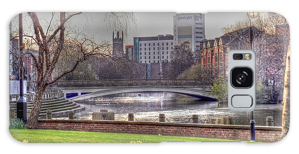 Derby And The River Derwent Galaxy Case