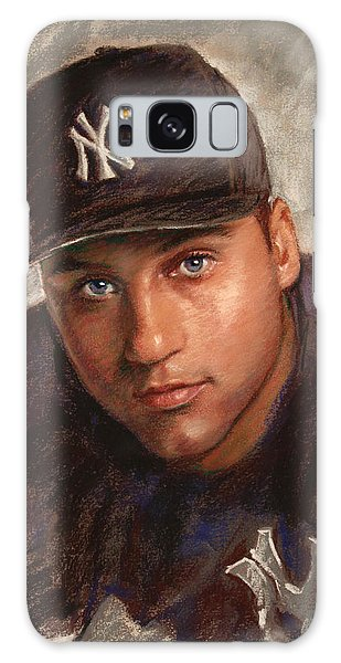 Derek Jeter Galaxy Case