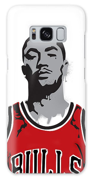 Derrick Rose Galaxy Case