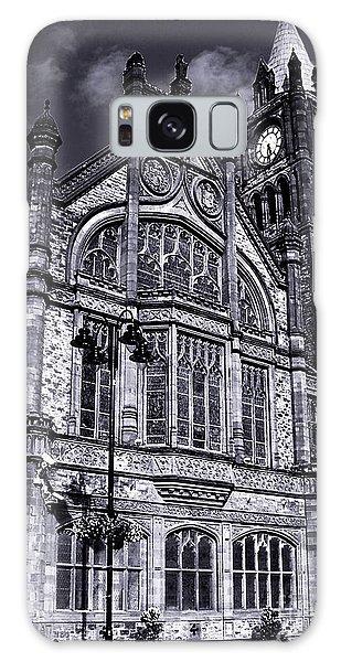 Derry Guildhall Galaxy Case by Nina Ficur Feenan
