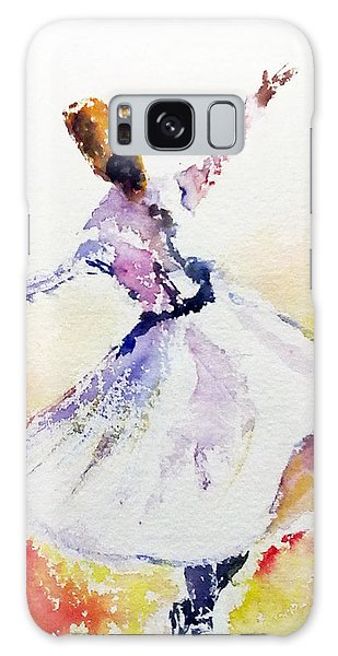 Whirling Sufi Dervish Galaxy Case