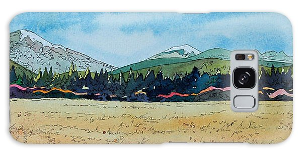 Deschutes River View Galaxy Case