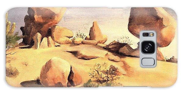 Desert Balanced Rock Galaxy Case