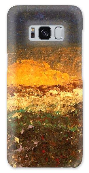 Desert Bloom Galaxy Case